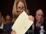 Who Leaked Christine Blasey Ford's Kavanaugh Letter?