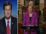 Warren Opponent: Senator Has Rigged The System For Herself