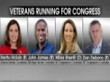Why Are More Veterans Running For Office?