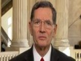 Why Sen. Barrasso Opposes Legislation To Protect Mueller