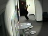 Woman Drops Through The Ceiling Of A Colorado Jail
