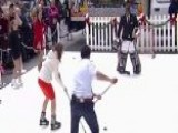 Who Has The Best Ice Hockey Skills On 'Fox & Friends'?