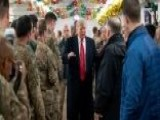 What Message Is President Trump Sending With His Unannounced Visit To US Troops Deployed In Iraq?