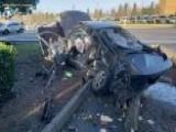Washington Man Smashes Into His Ex-girlfriend's Car At 50 Mph