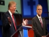 Your Buzz: Other Candidates Being Trumped