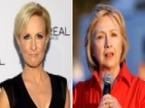 Your Buzz: Mika Vs. Hillary On Sexism