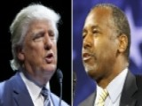 Your Buzz: More Scrutiny Of Carson Than Trump?
