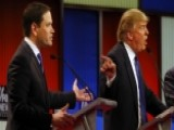 Your Buzz: Didn't Rubio Mock Trump's Hands?