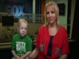 Young Fan Who Had 30 Heart Procedures Meets His MLB Hero