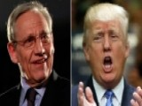 Your Buzz: Does Woodward Oppose Trump?