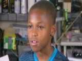 Young Boy Invents Device To Prevent Hot Car Deaths