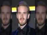 YouTube Star PewDiePie Uses N-word, Causes Uproar
