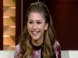 Zendaya Talks Disney Channel Movie 'Zapped'