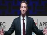 Zuckerberg: Facebook Has Responsibility To Protect User Data