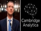 Zuckerberg On Delay In 'banning' Cambridge Analytica