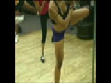 Carla Fields Bootcamp Aerobics Training