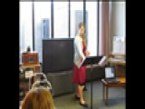 Informative Speech Part 2, Amanda Godin