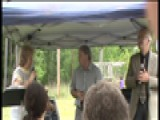THE CARTER FAMILY SINGING IN ROBBINS NC OUTSIDE SINGING APRIL 28 2012 HE KNOWS MY NAME
