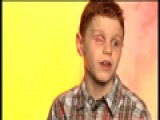 Visually Impaired 8 Year Old Boy Shares His Life Changing Story