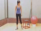 Learn Butt-Toning Strength Training Exercises For Women: Bulgarian Split Squat