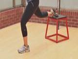 Learn Best Leg Workout For Women: Bulgarian Split Lunge