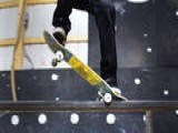 Learn How To Skateboard With Bam Margera: Easy Tricks How To Nosegrind