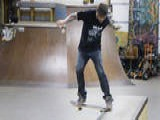 Learn How To Skateboard With Bam Margera: Easy Tricks Tailslide