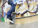 Learn How To Skateboard With Bam Margera: Intermediate Tricks Half Cab Noseslide
