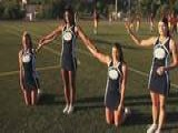 Learn Cheerleading Stunts: Basic Cheer Pyramid