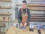 Learn Woodworking Tools: How To Tune Up A Hand Plane Flattening The Sole