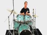 Learn Beginner Drum Lessons: Single-Stroke Four