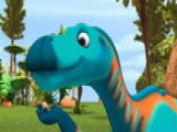 Dinosaur Train: Iggy Iguanodon Shiny Can't Sleep