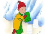 Caillou: Doing It Together All Around Th