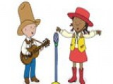 Caillou: Caillou The Musician Caillou's