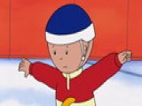 Caillou: Knowing How Vacations And Other