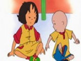 Caillou: Best Behavior All Around The Bl