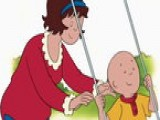 Caillou: Getting The Message Vacations A