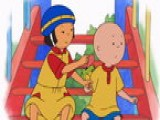 Caillou: All Around The Block All Around