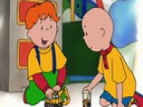 Caillou: Lost And Found Starry Night And