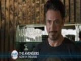 Maltin On Movies: The Avengers Special