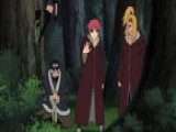 Naruto Shippuden: War Begins!