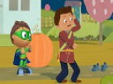 Super Why!: Cinderella: The Prince's Side Of