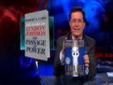 The Colbert Report: Thu, May 31, 2012