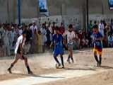 In Pakistan, The 'United Against Polio' Football Tournament Fights The Scourge Of Polio
