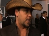 54th Grammy Awards - Jason Aldean Interview - Season 54