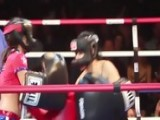 Nadya Suleman And Amy Fisher Get In The Ring