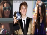 Justin Bieber, Selena Gomez And Ashley Tisdale In A Trio