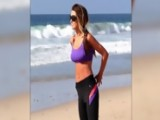 Audrina Patridge's Hot Jogging Body