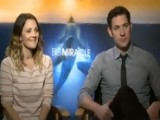Big Miracle - Interview With Drew Barrymore & John Krasinski