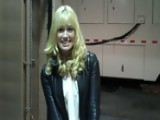 Beth Behrs: That's A Wrap On Day One - Season 47 - Episode 1